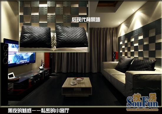 140万打造的现代简约风格四室两厅设计点评(2) - 装修