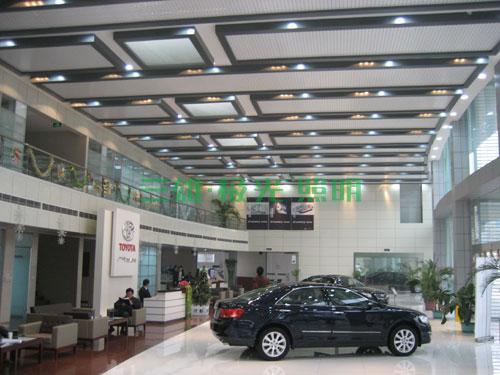 江苏南京丰田汽车展厅