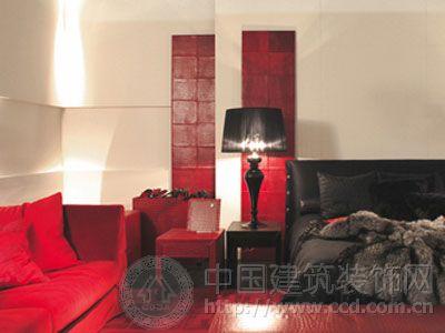 """布艺沙发成为个性客厅的""""新鲜元素"""""""