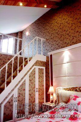 卧室:一层变两层