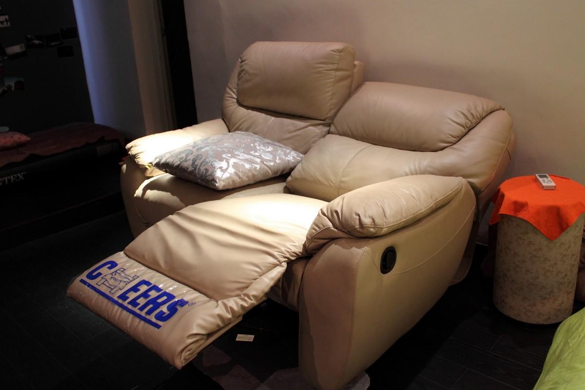 CHEERS Sofa 芝华士进口水牛皮沙发