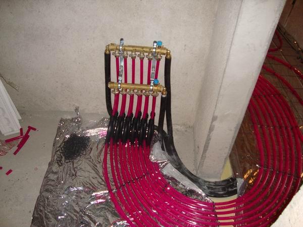 地暖施工的一般流程_装修常识-杭州齐装网