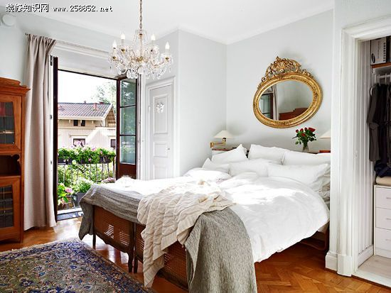 家居风水达人 知性美女必知的八大卧室风水