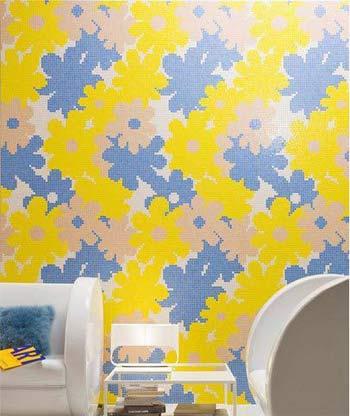 瓷砖选购小知识 五彩斑斓的家居空间